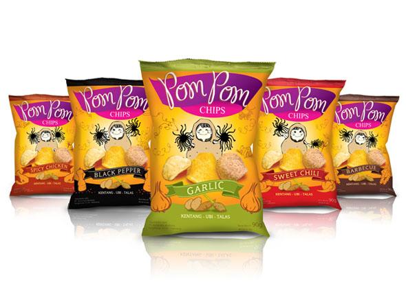 Pom Pom Chips