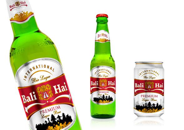 Balihai Premium Beer
